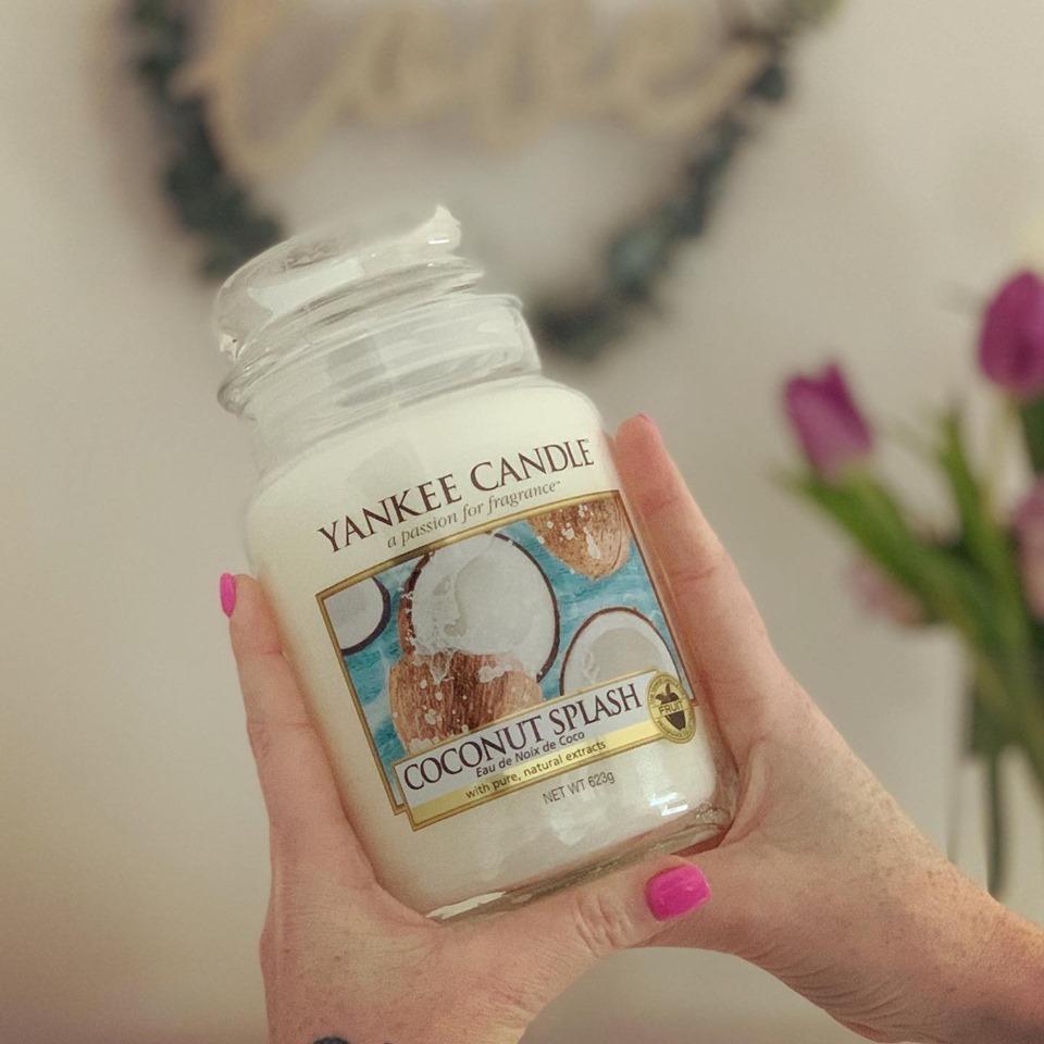 Yankee Candle® Large Jar Candle - Coconut Splash